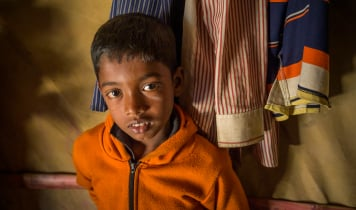 Help children like Erphan to break the cycle of poverty.