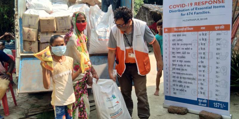 印度日益严峻的新型冠状病毒疫情已敲响了警钟。立即伸出援手,与我们一起携手保护脆弱孩童和家庭。