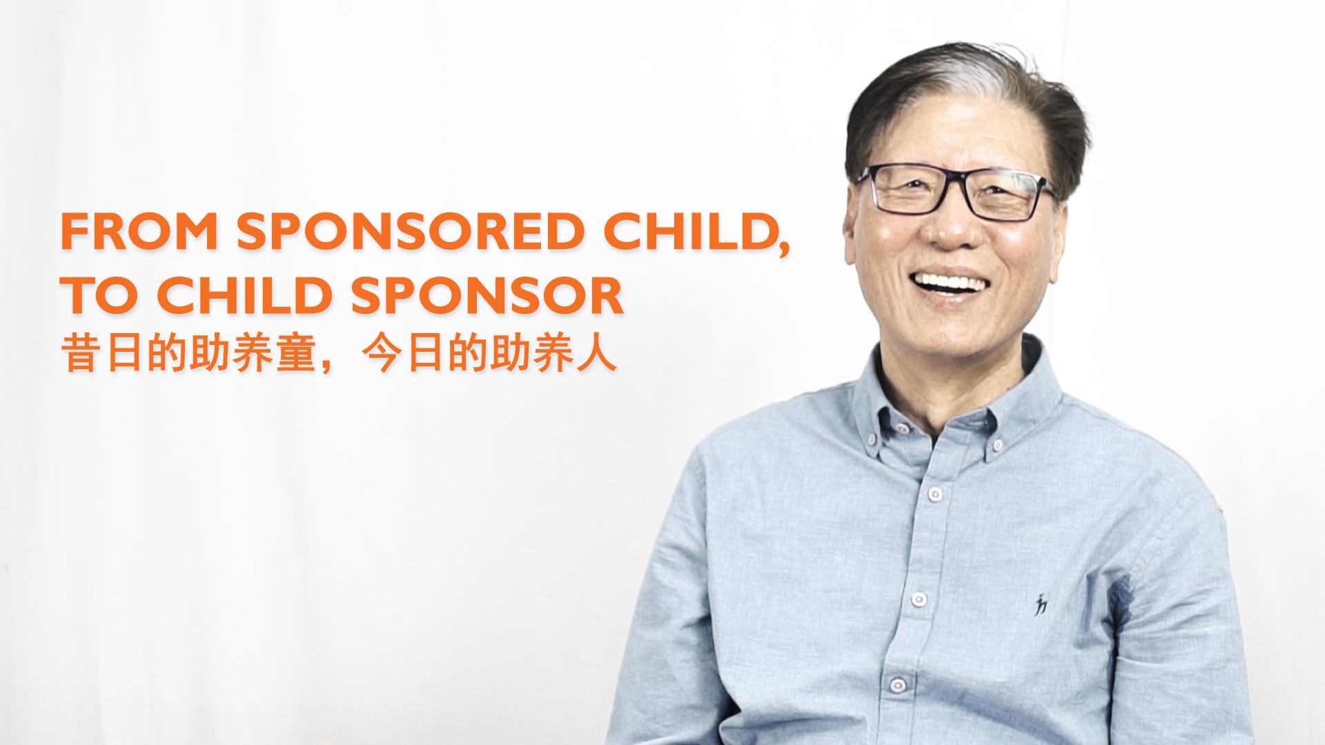 Mr Oh: Former Sponsored Child